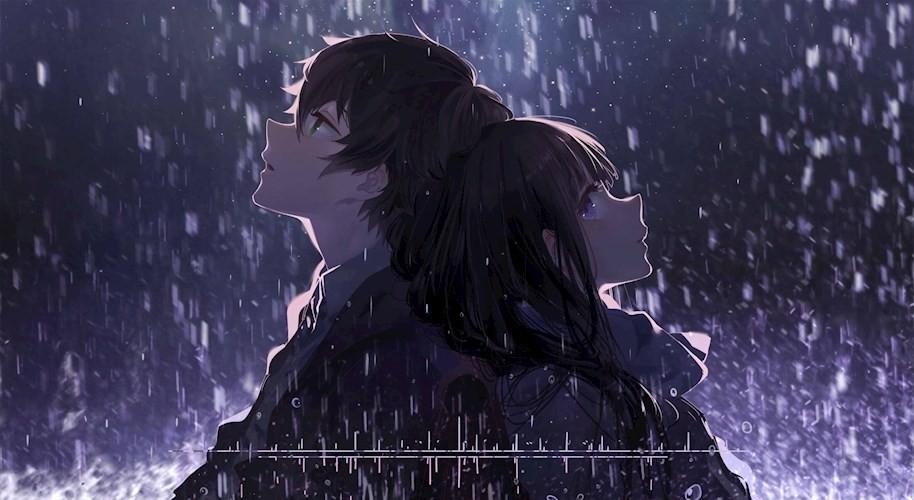 Девушка бегущая под дождем. - Денис Кошкинцев (Ash Ghost)