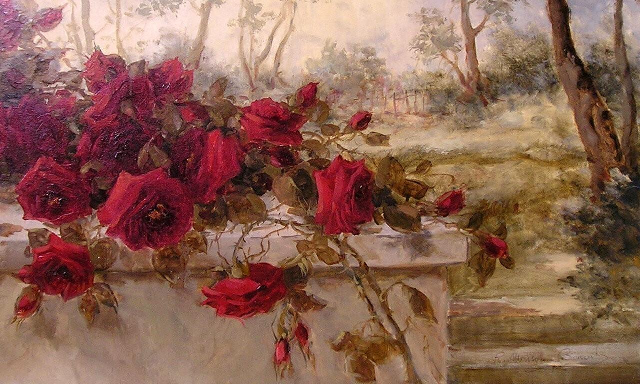 Образ розы в сказках - Ольга Круцик