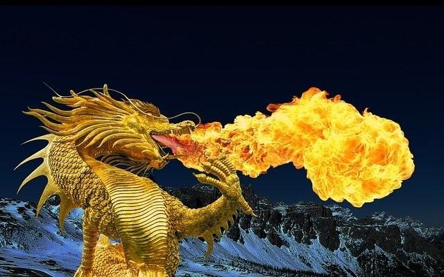 Золотой дракон, хранитель двух миров - Maxim Kulepov