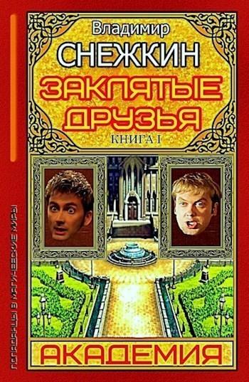 Заклятые друзья. Книга 1. Академия - Снежкин Владимир