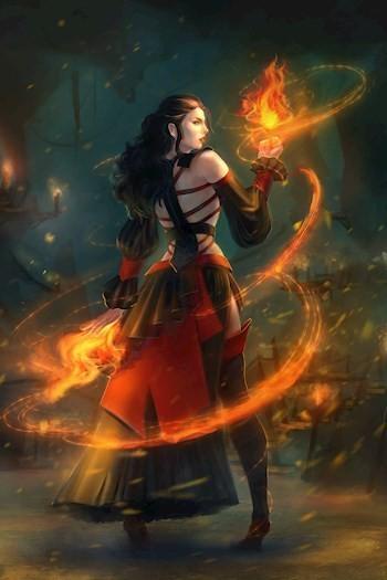 Real-RPG. Ледяной клинок - Angel Delacruz