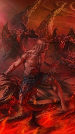 Вечной битвы мир. - Убиватор Времени