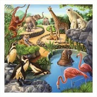 Волшебный зоопарк - Nikolay Ryabtsev