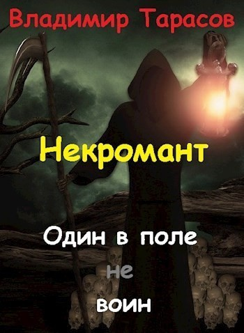 Некромант- Один в поле не воин. - Владимир Тарасов