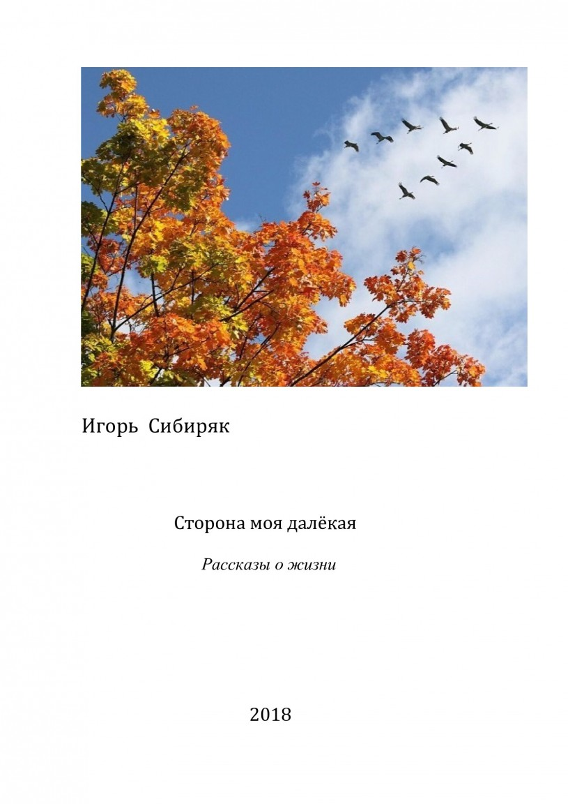 Сторона моя далёкая - Игорь Назаров