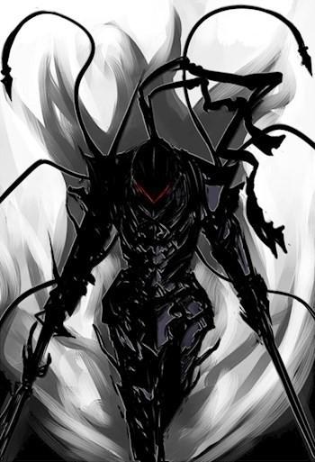 Да здравствует Монстр!Overlord x Boku no hero x DxD - Дмитриев