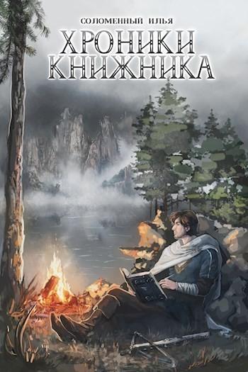 Хроники Книжника. Том 2 - Странник - Соломенный Илья