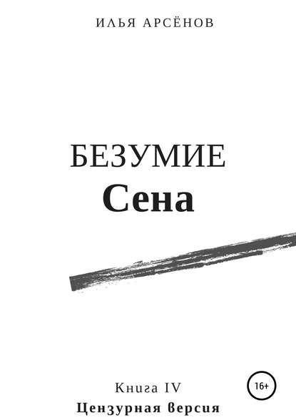 Сен. Книга четвертая. Безумие Сена - Илья Арсёнов