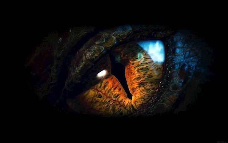 Глаз Дракона - Михаил Попов