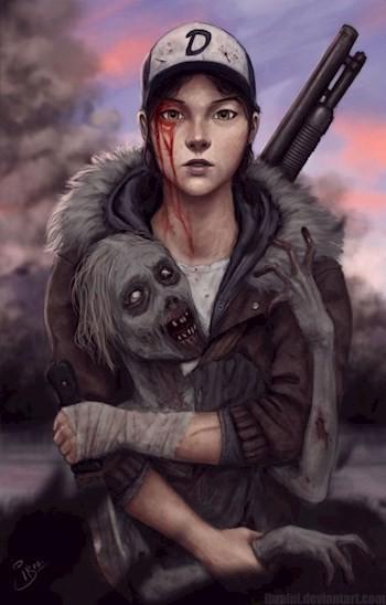The Walking Dead. Выживание со смартфоном - MCreep