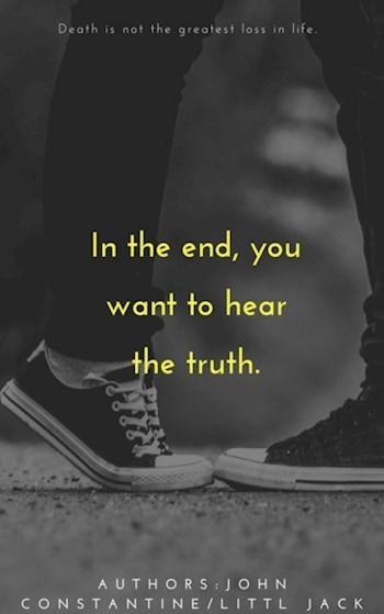 В конце хочется слышать правду - Малыш Джек