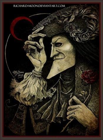 À la vie, à la mort или Убийство дикой розы - Марк Крам