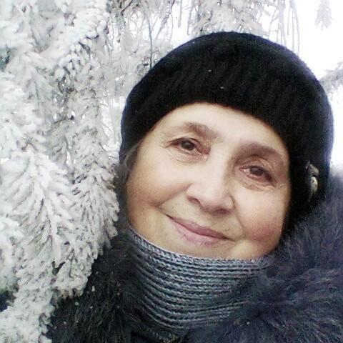 Валентина Дадыка-Алексеева